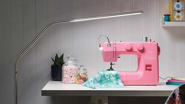 sewing machine lamp